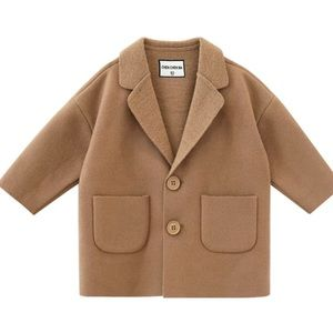 Baby to Toddler Unisex oversize coat